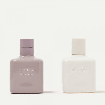 ست دو عددی عطر زنانه 100 میل زاراFemme + Twilight Mauve
